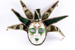 Venecian mask Stock Photo