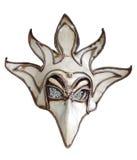 Venecian maska Fotografia Royalty Free