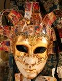 Venecian maska Obrazy Stock