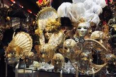Venecian maskes Royalty Free Stock Image