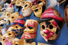 Venecian maskes Stock Photo