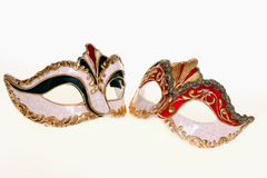 Venecian masks Royalty Free Stock Photography