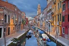 Venedig. Royaltyfri Foto