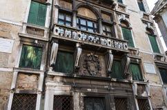 Venedig 8 Arkivbilder