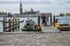 In Venedig Stockbilder