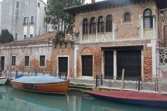 Venedig 2016 Royaltyfri Bild