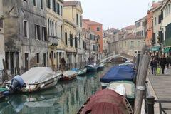 Venedig 2016 Fotografering för Bildbyråer