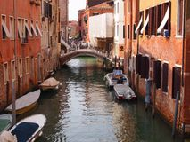 Venedig 9 Stockfotografie