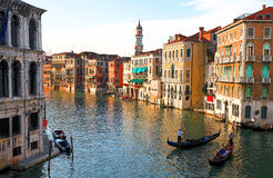 Venedig-Abbildung Lizenzfreies Stockfoto