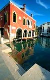 Venedig-Abbildung Lizenzfreies Stockbild