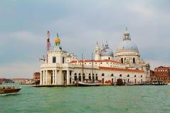 Venedig Alle Abbildungen auf Wand filterten gerade vollständig dieses Foto Lizenzfreie Stockfotografie