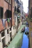 Venedig alltid livlig stad Royaltyfria Foton