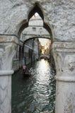 Venedig-Ansicht Stockfotografie