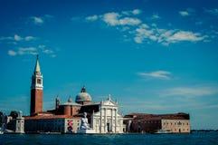 Venedig-Ansicht Lizenzfreies Stockbild