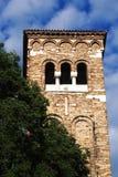 Venedig - belltower royaltyfri bild