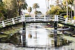 Venedig-Brücke Stockfotografie