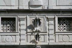 Venedig bro av suckar arkivfoto