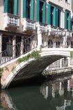 Venedig cityscape Royaltyfria Foton