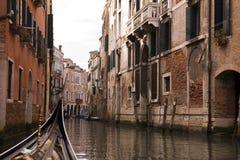 Venedig dagsikt Arkivbild