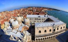 Venedig, das Ost schaut Stockfotos
