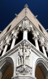 Venedig - der Palast des Doges lizenzfreies stockfoto