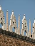 Venedig - Doges-Palast stockbild