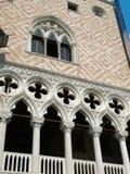 Venedig - Doges-Palast lizenzfreie stockfotos