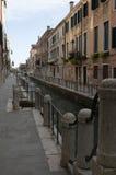 Venedig Dorsoduro Fotografering för Bildbyråer