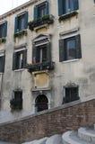 Venedig Dorsoduro Royaltyfria Foton