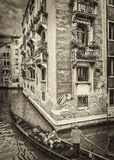 Venedig--dperle der Weltarchitektur Lizenzfreies Stockfoto