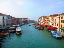 Venedig für Liebhaber, schönes Italien Rialto stockfoto