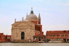 Venedig fartyg Arkivfoton