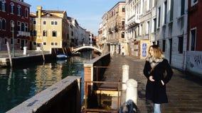 Venedig-Feiertag stockfoto