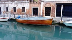 Venedig ferie Arkivbild