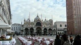 Venedig ferie Fotografering för Bildbyråer