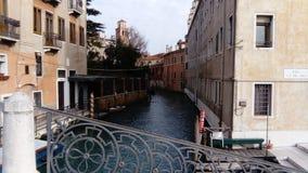 Venedig ferie Arkivfoton