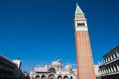 Venedig gammal town i Italien Royaltyfria Bilder