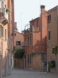 Venedig gata Arkivbilder