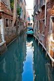 Venedig gata Arkivbild