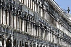 Venedig-Gebäude Lizenzfreie Stockfotografie