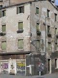 Venedig-Gebäude Lizenzfreies Stockfoto