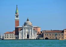 Venedig i Italien Arkivfoto