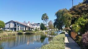 Venedig i Los Angeles Royaltyfri Fotografi