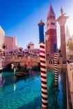 Venedig i Nevada Royaltyfria Bilder