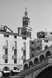 Venedig im Monochrom Lizenzfreies Stockbild