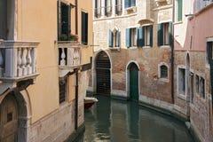 Venedig intryck royaltyfria foton