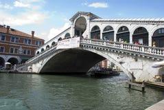 Venedig - Italien Fotografering för Bildbyråer