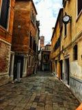 Venedig Italien royaltyfri bild