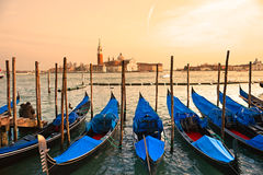 Venedig, Italien. Stockfotos