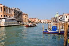 Venedig. Italien Fotografering för Bildbyråer